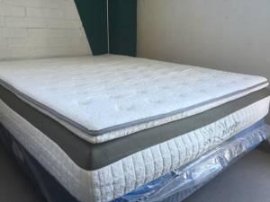 Queen Pillow Top Mattress Sale