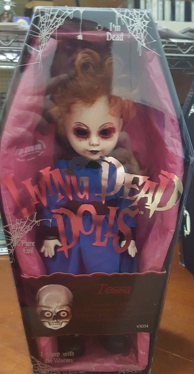 Mezco Toyz Living Dead Dolls Series 12 Tessa
