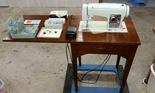 Kenmore Sewing Machine Cabinet For Sale Classifieds Awesome Antique Kenmore Sewing Machine With Cabinet