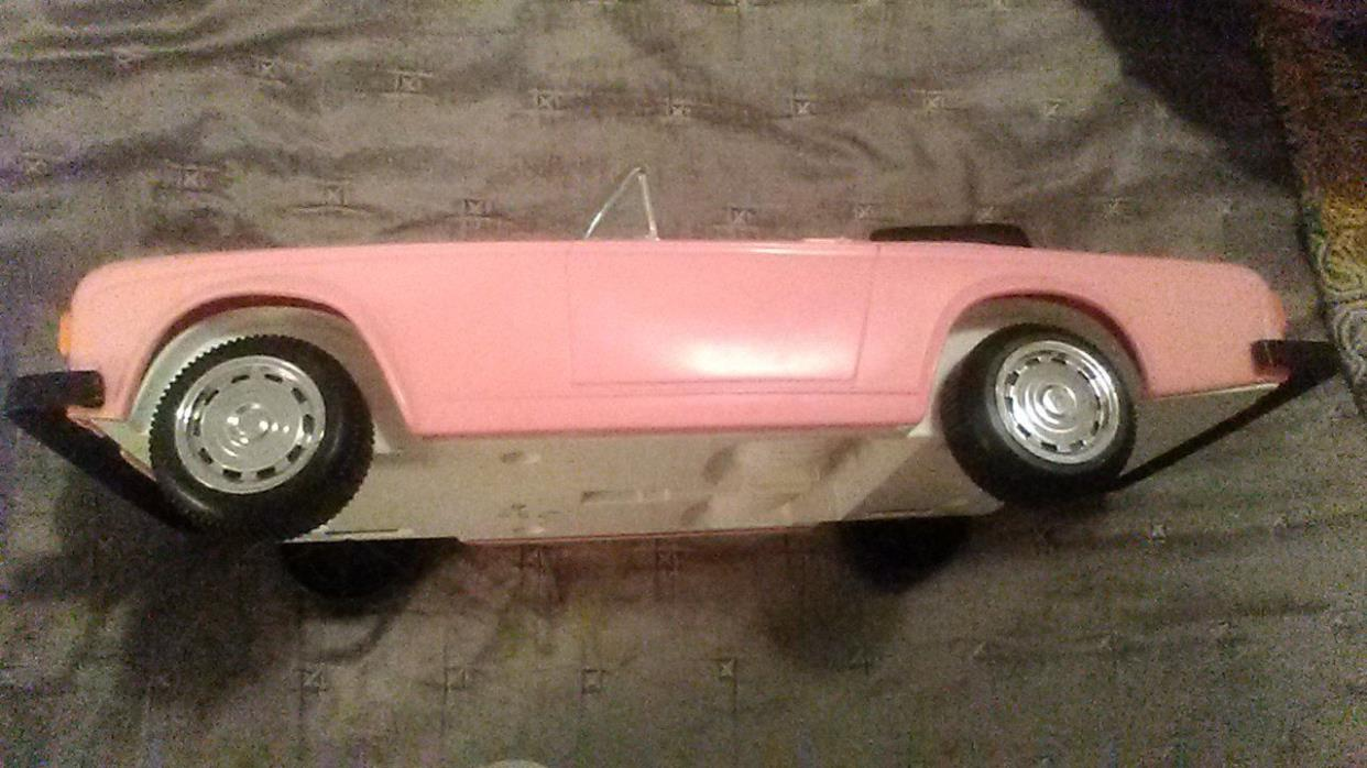 Barbie Rolls Royce Car 1970's By Zima #322 20