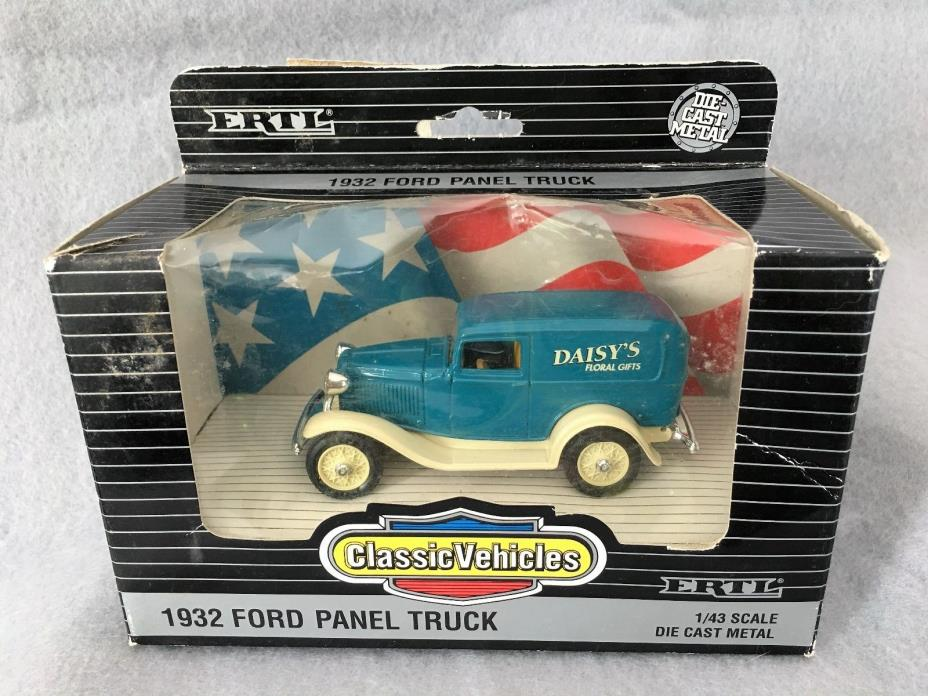 Ertl Toy 1932 Ford Panel Truck