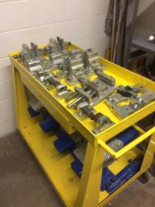 CAR O LINER TRUCK CLAMPS (Dallas)
