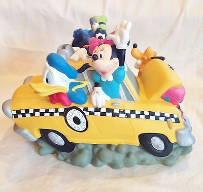 Disney Taxi Piggy Bank