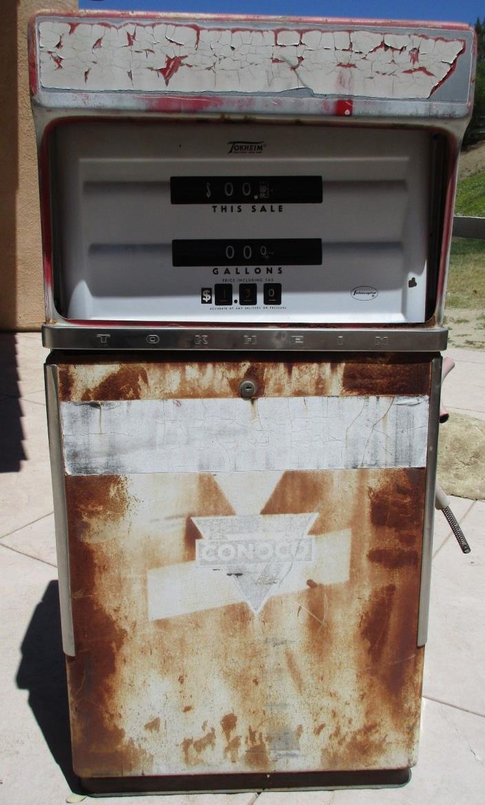 Tokheim 452A Gas Pump