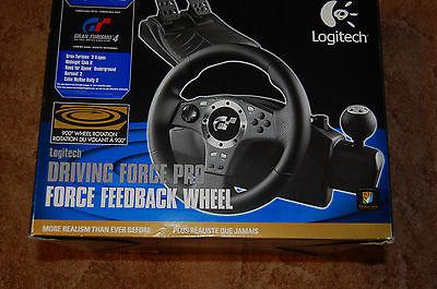 Logitech Driving Force Pro PS2 PS3 E-UJ11