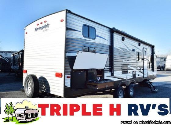 2017 Keystone RV Springdale 270LE