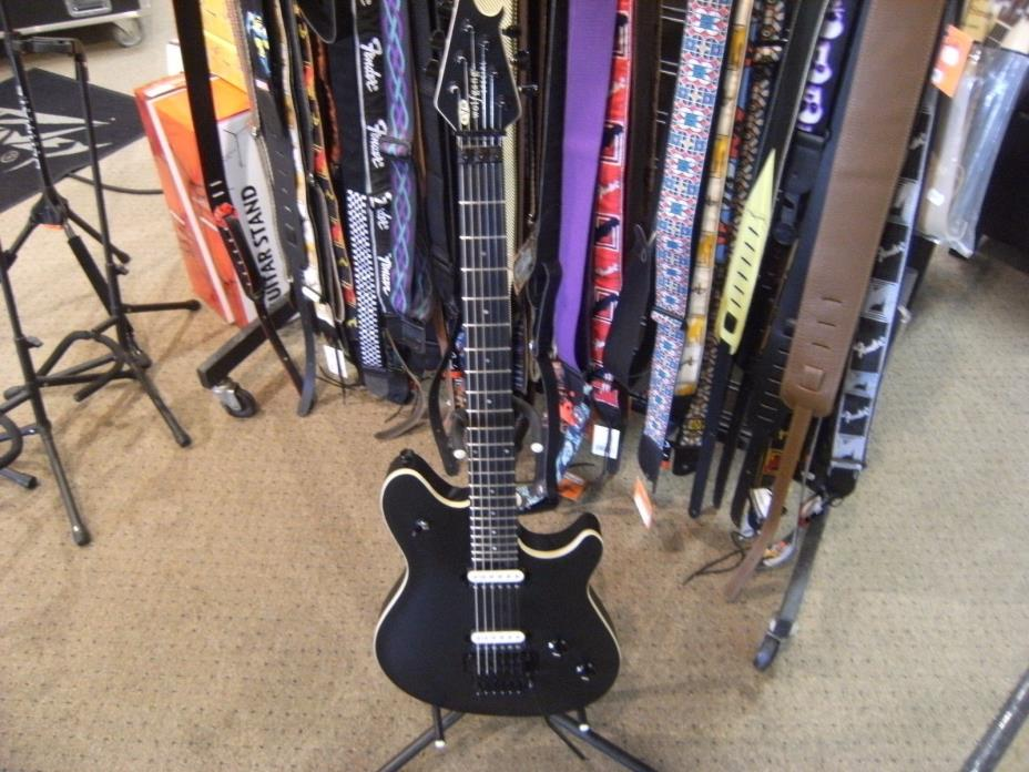 NOS EVH Gear Wolfgang Special Stealth Matte Black Ebony...FREE Shipping!!