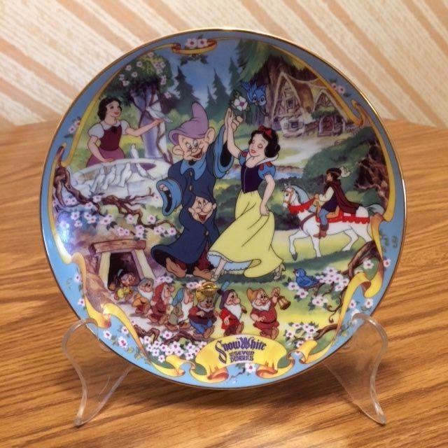 LE Bradford Exchange Disney Snow White
