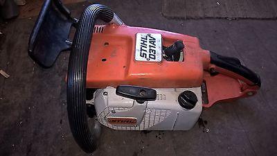 Stihl 031AV Chainsaw RUNS great