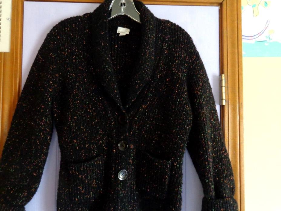 WOMEN'S CASLON SWEATER JACKET - LARGE - never worn