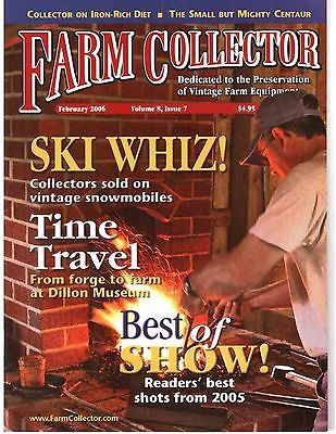 Centaur tractor - Massey Ferguson Ski Whiz snowmobile