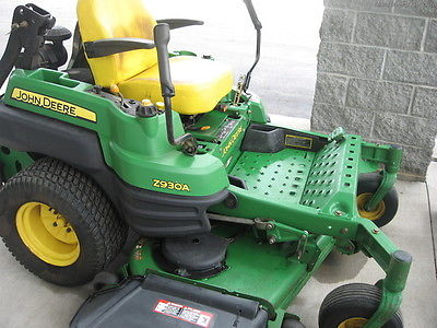 2010 John Deere Z930A Zero Turn Mowers