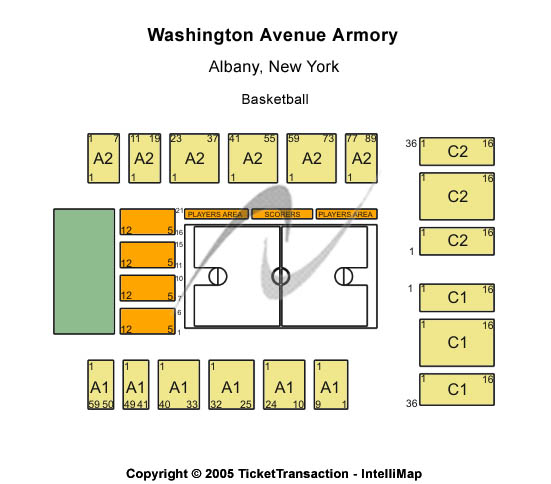 Tickets for WWE: NXT Live at Washington Avenue Armory in Albany New York