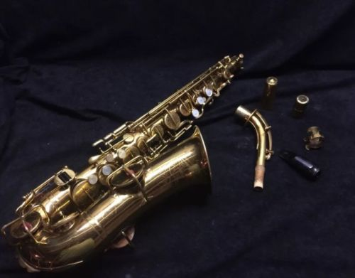 1922 Buescher True Tone Alto Saxophone
