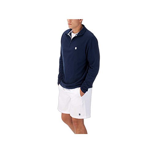 K-Swiss 101294 Men's Core Zip Pullover
