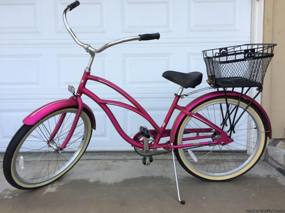 Women's Aluminum Electra Beach Cruiser