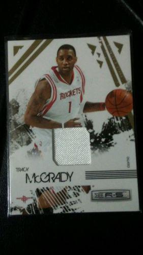 08-09 panini tracy mcgrady jersey card
