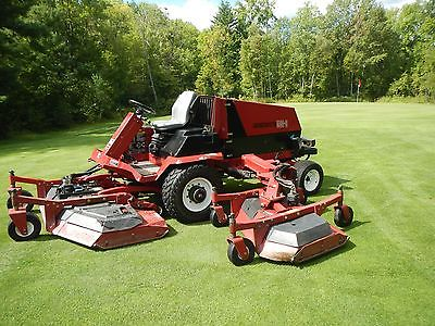 Toro Groundsmaster 580-D Turn Mower