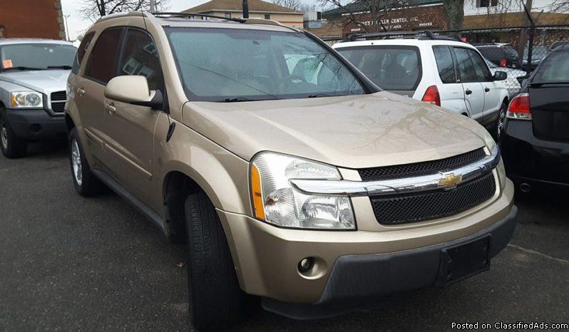 06 Chevrolet Equinox v6 Awd 30 day warranty no credit check low down 70.24...