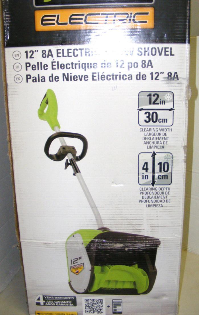 GreenWorks 8-Amp 12