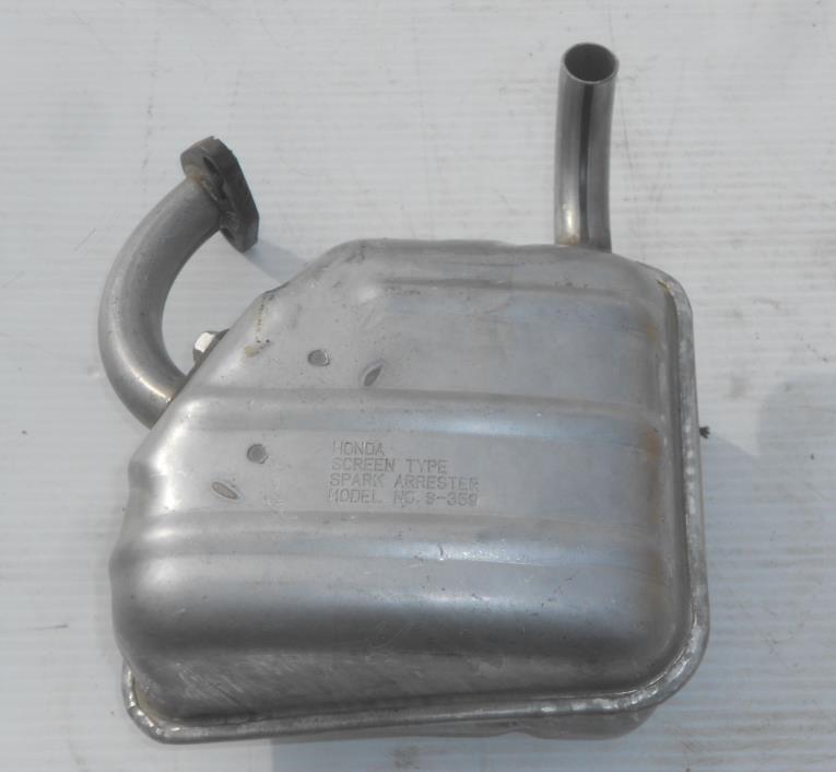 Generator Spark Arrestor : Honda generator muffler for sale classifieds