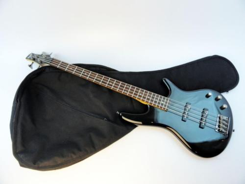 Ibanez Gio Soundgear GSR 200 Electric Bass Guitar -  Black