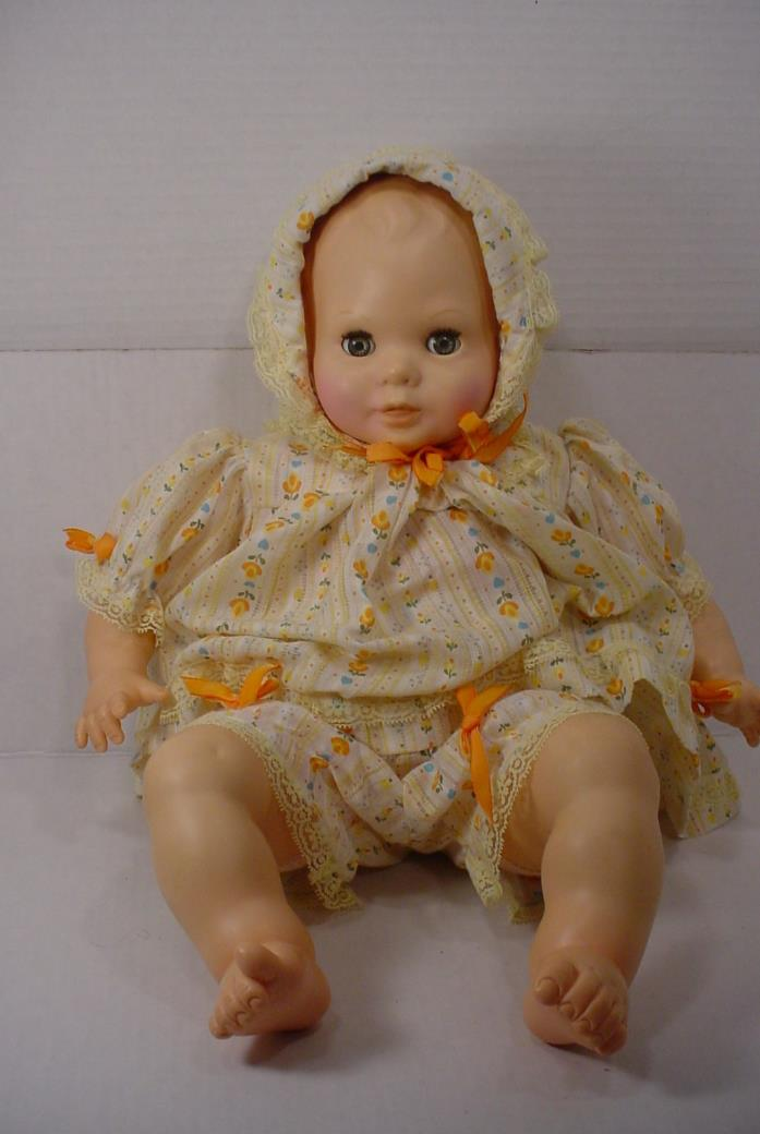 Suzanne Gibson Baby Doll   Vinyl & Cloth 20