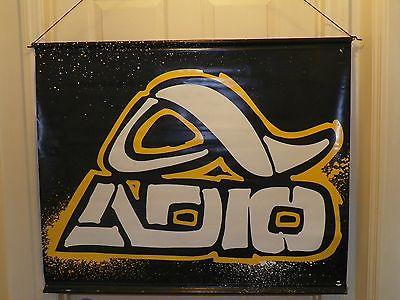 Adio Skateboard Double-sided Vinyl Banner