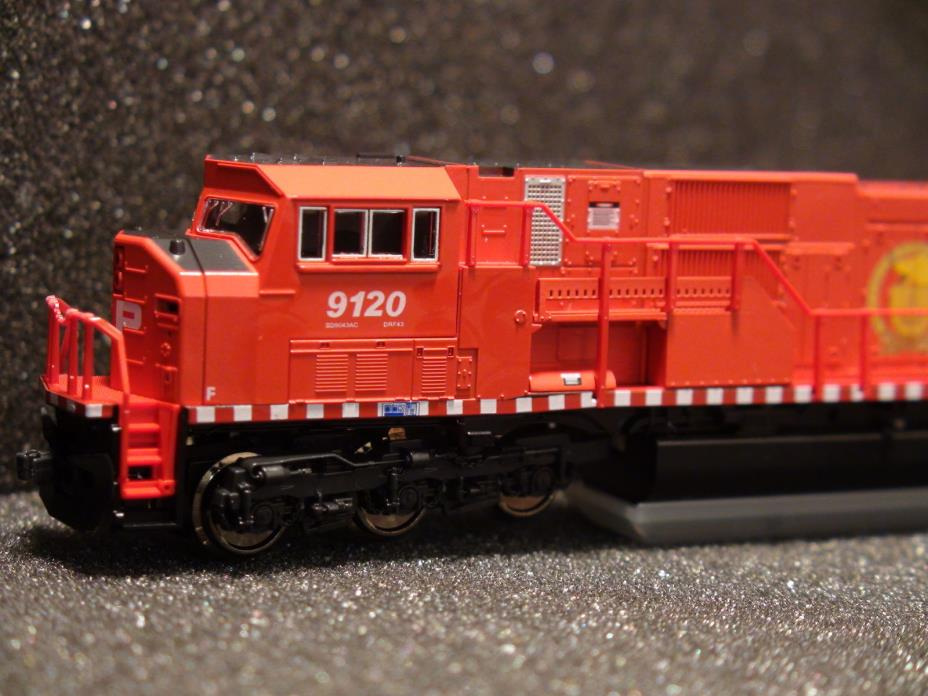 N-SCALE KATO 176-5603 SD90/43 MAC CANADIAN PACIFIC CP #9122 BIGDISCOUNTTRAINS