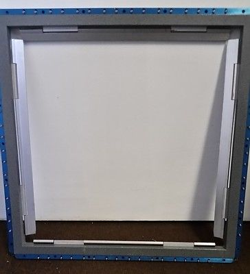 "Quick Tensioning Systems Engineering - QTS Wizard Stencil Frame 20""x20"""