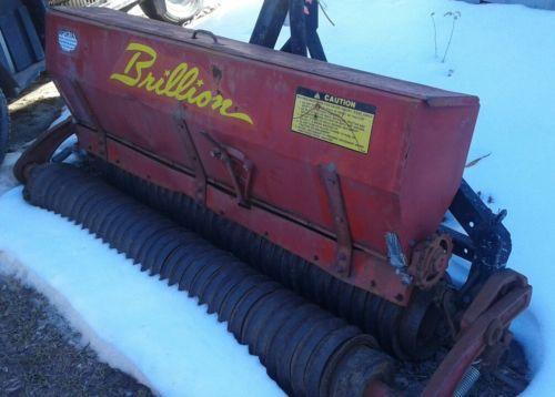 Brillion Seeder