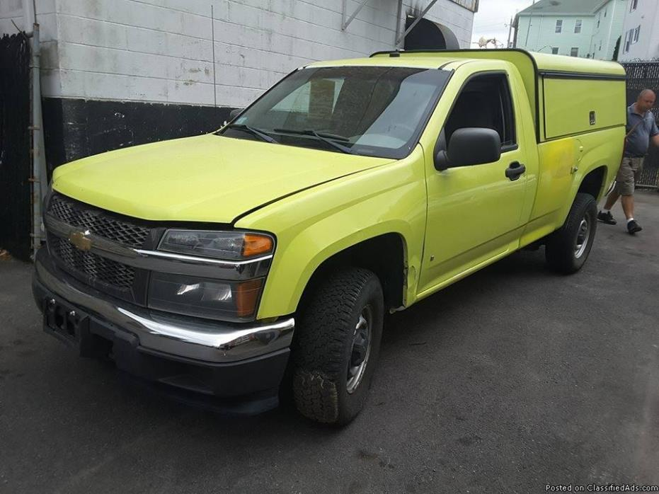2008 Chevrolet Colorado 6yl low down and low weekly payments No Credit checks...