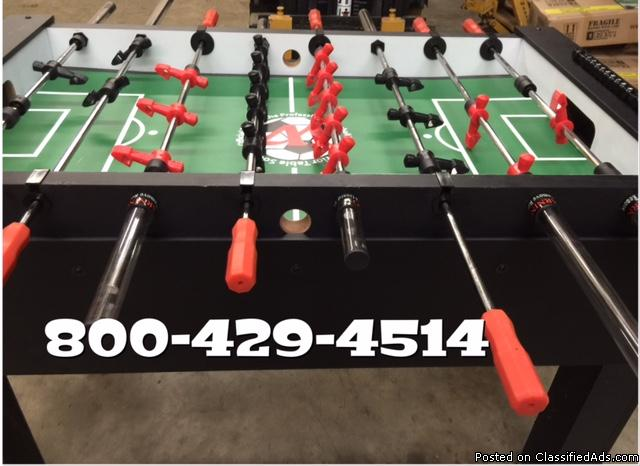 Dollar for Dollar simply the best foosball Table