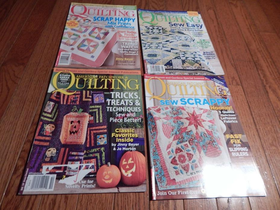 American Patchwork Magazine For Sale Classifieds