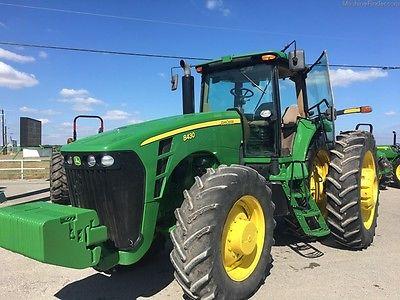 2007 John Deere 8430 4WD Tractors