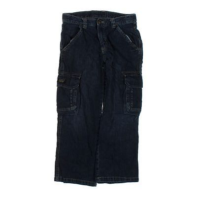 Wrangler Boys Cargo Jeans, size 12