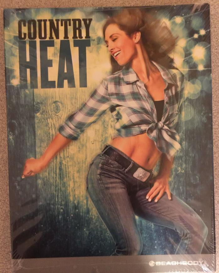 Country Heat Fitness DVD Workout