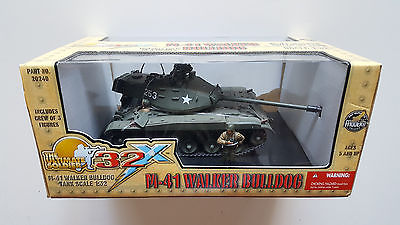 Ultimate Soldier 21st Century Toys 1:32 M-41 Walker Bulldog Tank