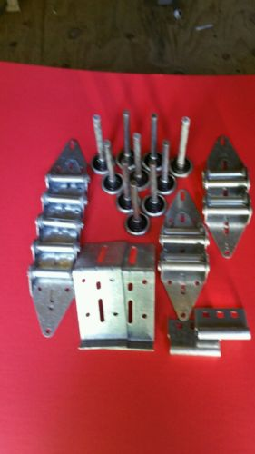 For 2 Garage Door Hinge & Roller Tune Up Kit for 8x7 or 9x7