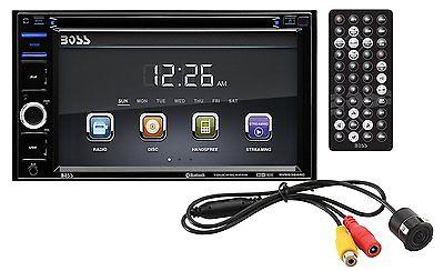 Boss Audio BVB9364RC - 2 DIN DVD Player 6.2
