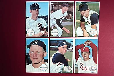 1964 Topps Giants #1 Gary Peters White Sox MINT