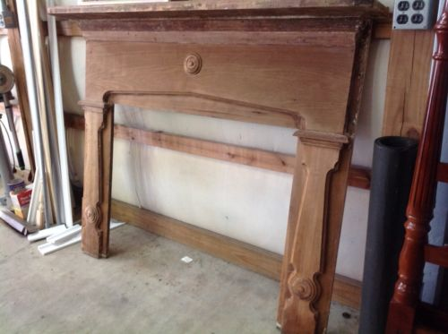 Antique Fireplace Mantle For Sale Classifieds