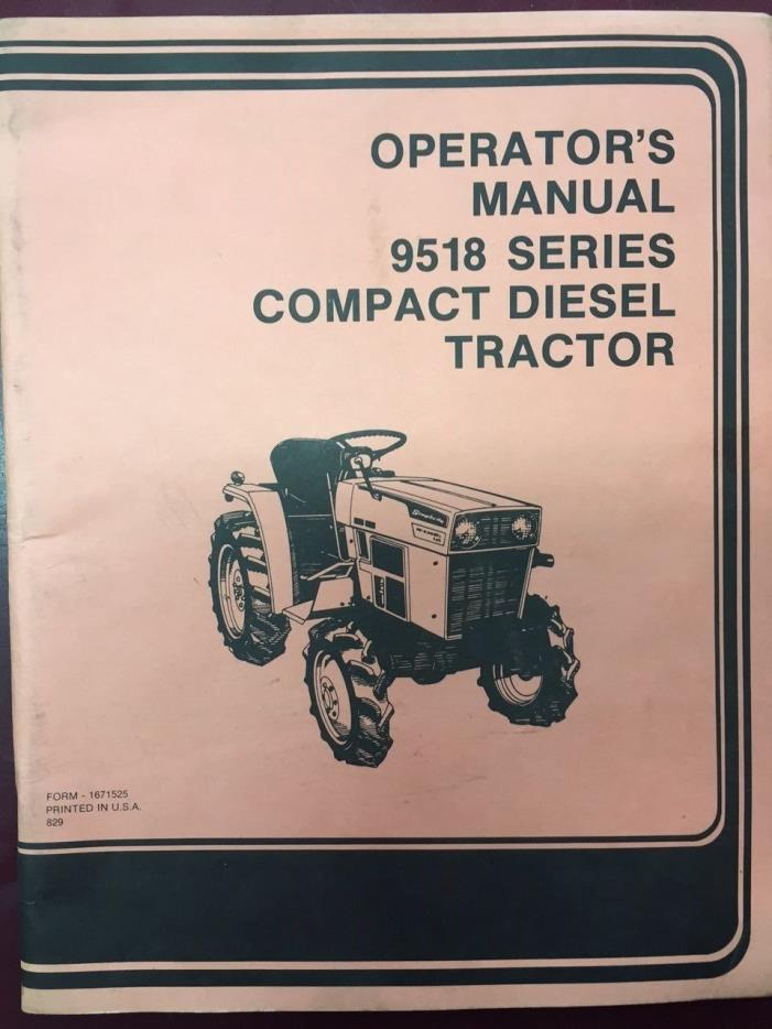 simplicity riding lawn mower manual