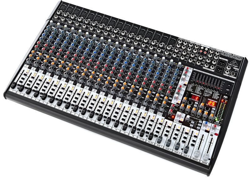 Behringer Eurodesk SX2442FX 24-Channel Recording Sound Reinforcement Mixer