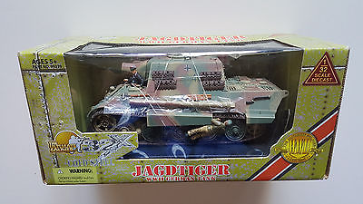 Ultimate Soldier 21st Century Toys 1:32 WWII Jagdpanther German Tank Cold Steel