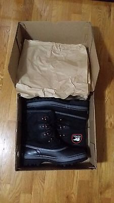 SOREL Mens Caribou XT Boots Removable Liner Thermal Sz 10  #NM2138-010 !!NEW!!