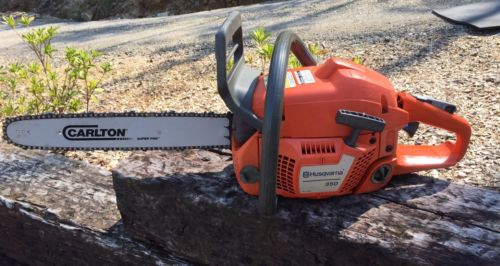 Husqvarna 350 Chainsaw - For Sale Classifieds