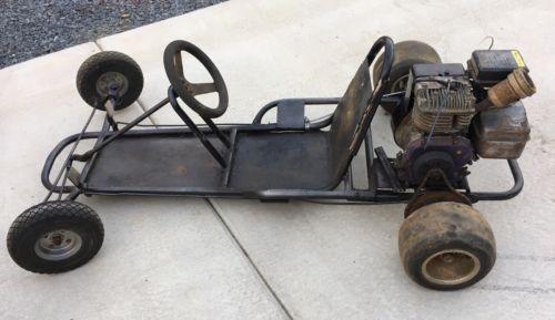 Vintage Clark go kart 1960's Complete