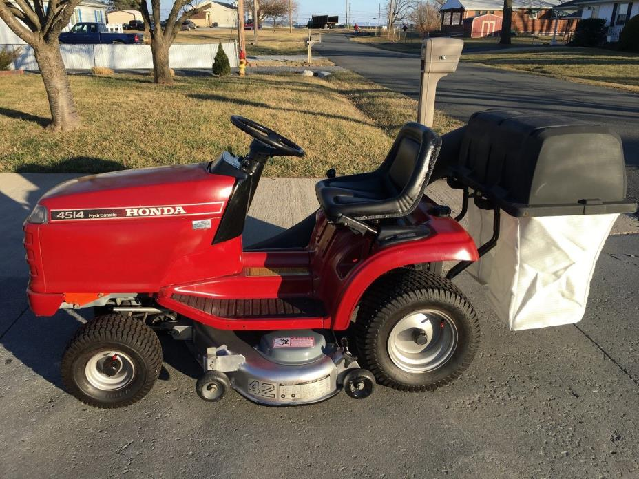riding lawn mowers honda for sale classifieds. Black Bedroom Furniture Sets. Home Design Ideas