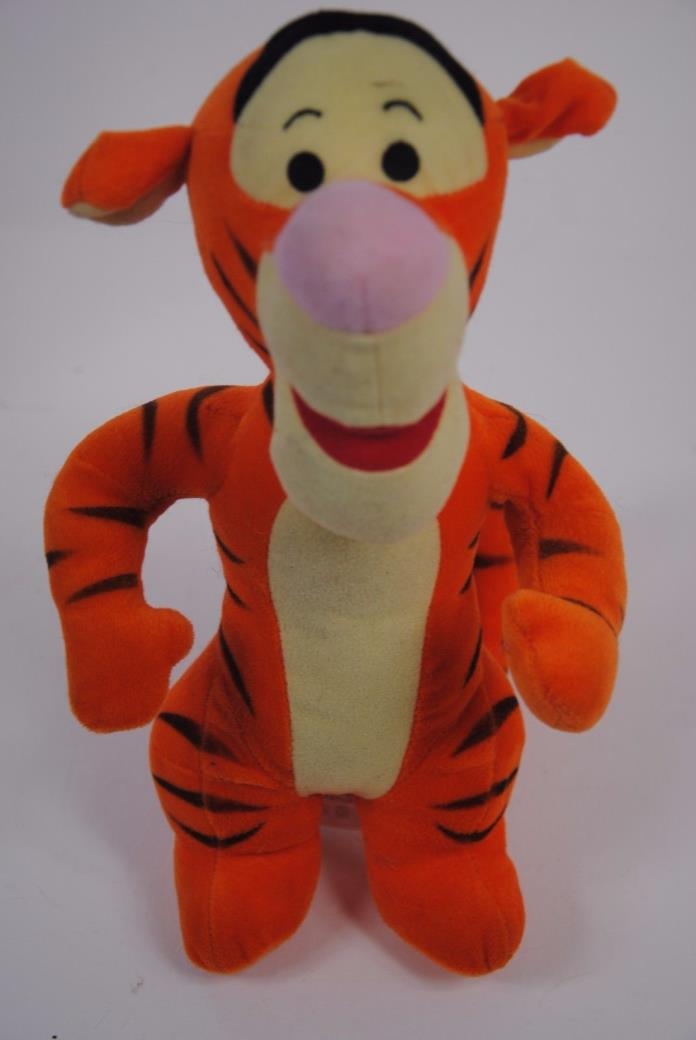 Vintage TIGGER Plush Disney Disney Store  Plush Stuffed Animal Toy